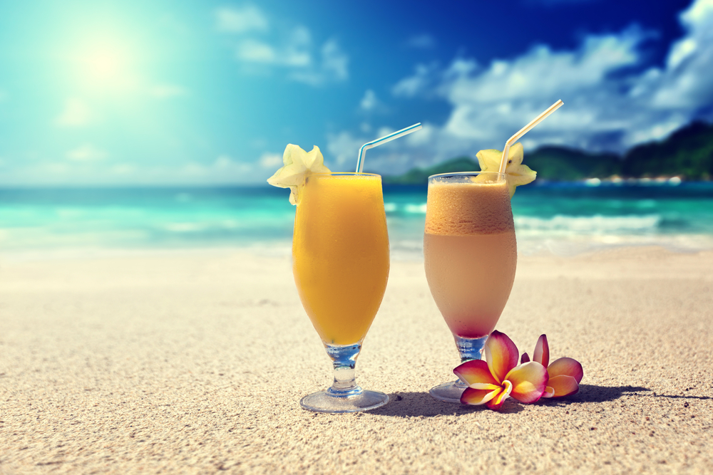 how to make sex in the beach drink