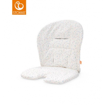 Coussin chaise steps soft sprinkle babykid kadolog for Acheter chaise stokke