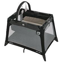 Baby Graco Pack N Play Gray Crib Soother Baby Sound Maker With Lights Vibration Music Diversified In Packaging